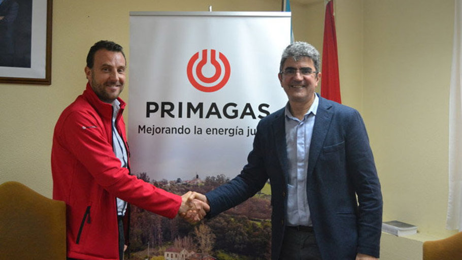 Primagas canalizará y distribuirá gas natural en A Guarda