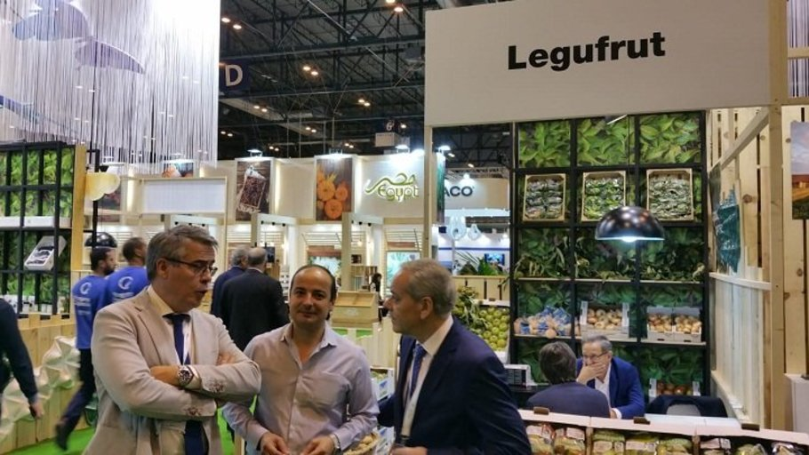 Medio Rural promociona en Fruit Attraction los productos gallegos de la huerta