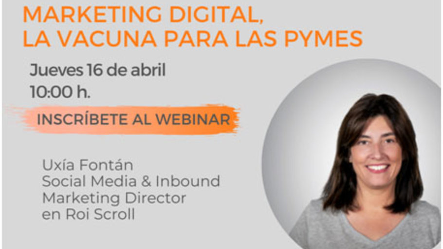 La CEP organiza un webinar sobre marketing digital